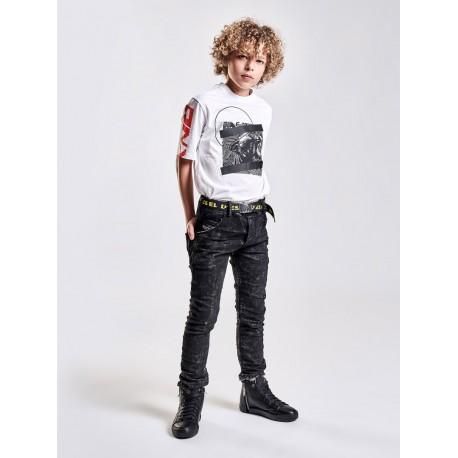 4cafe32df4 Oryginalne ubrania dla chłopców. Koszulka chłopięca DIESEL