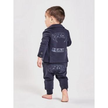 Spodnie chłopięce DIESEL 002559, markowe ubranka dla niemowląt.