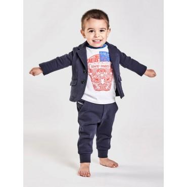 Ekskluzywna odzież niemowlęca. Marynarka chłopięca Diesel, sklep online 002560.