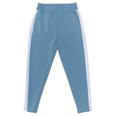 Spodnie dresowe dla dziewczynki Monnalisa 002798