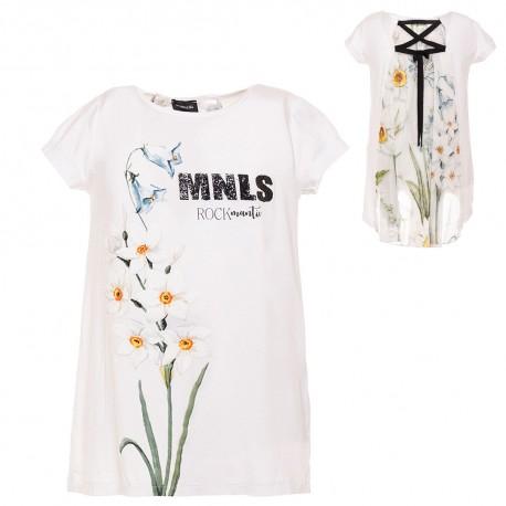 Bluzka dziewczęca Monnalisa 002802 A