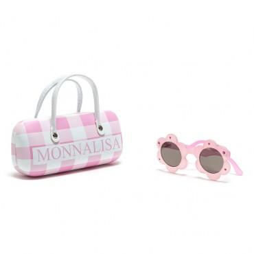 Okulary przeciwsłoneczne dla dziecka, Monnalisa 002825 A.