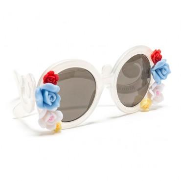 Okulary przeciwsłoneczne dla dziecka, Monnalisa 002828 a.