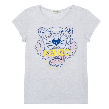 Koszulka dziewczęca Kenzo 002842 A.