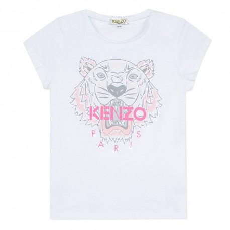 Koszulka dziewczęca 002844, ubrania dla dzieci Kenzo.