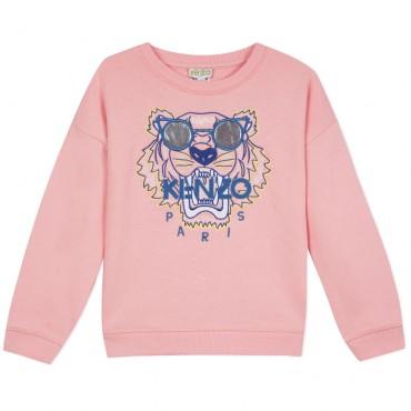 Bluza dziewczęca Kenzo 002857 A.