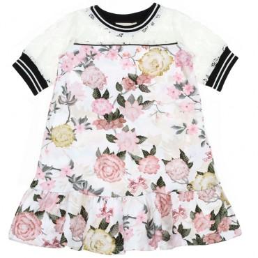 Sukienki dla dziewczynek. Sukienka Twin Set 002868.
