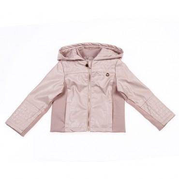 Oryginalne ubranka dla dzieci. Kurtka dla dziewczynki Twin Set 002870.