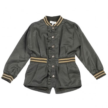 Markowe ubrania dla dzieci. Kurtka dla dziewczynki Twin Set 002871.