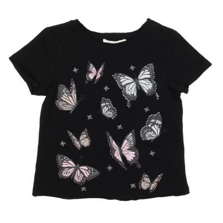 Oryginalna koszulka dziewczęca Twin Set 002872.