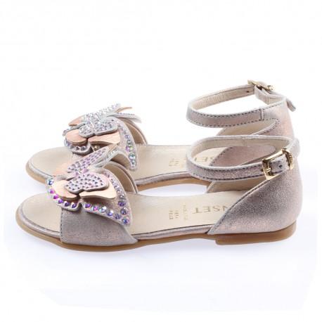 Sandały dziewczęce Twin Set 002878 A.