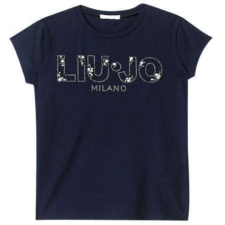 Koszulka dziewczęca Liu Jo 002882 A.