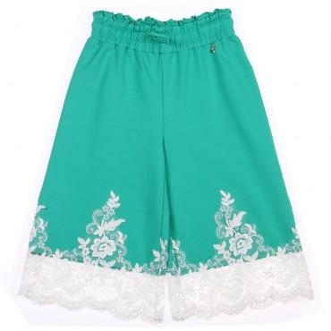 Spodnie dziewczęce culotte Patrizia Pepe 002889