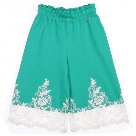 Spodnie dziewczęce Patrizia Pepe 002889 A