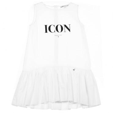 Sukienka dla dziewczynki Patrizia Pepe Icon 002890