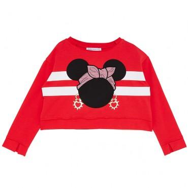 Krótka bluza dla dziewczynki Patrizia Pepe 002892