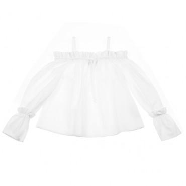 Bluzka dziewczęca Patrizia Pepe 002896