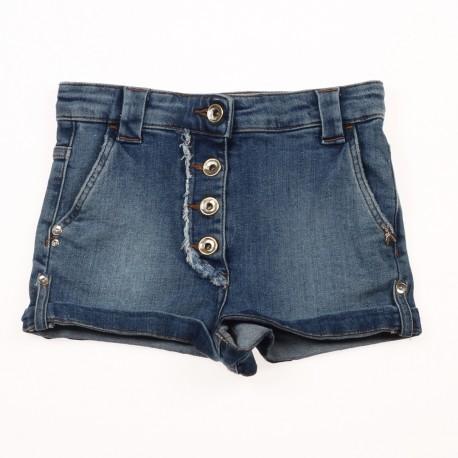 Szorty jeansowe Patrizia Pepe 002898 A