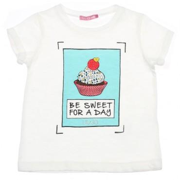 Koszulka dla dziewczynki Liu Jo 002920.