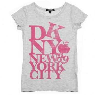 Koszulka dla dziewczynki DKNY 002921