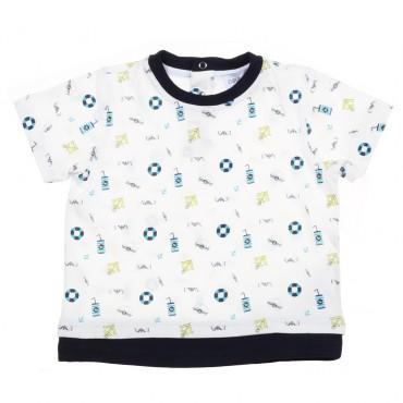 Koszulka chłopięca Emporio Armani 002926.