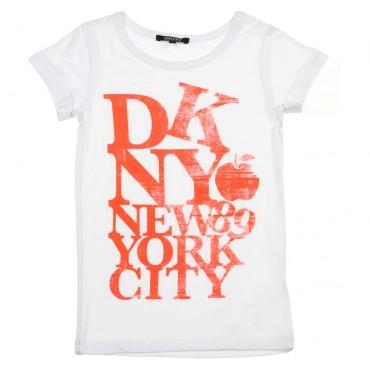 Koszulka dziewczęca DKNY 002931
