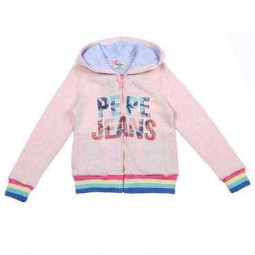 Tęczowa bluza Pepe Jeans 002947 przód