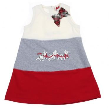 Trapezowa tunika dziewczęca Monnalisa 002950