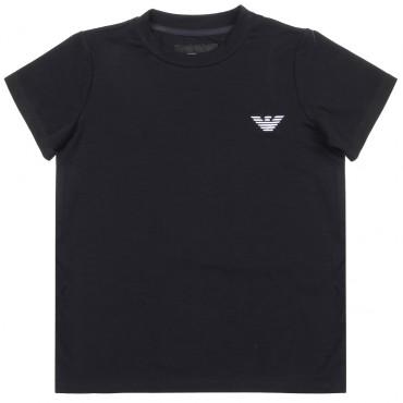 Koszulka chłopięca Emporio Armani