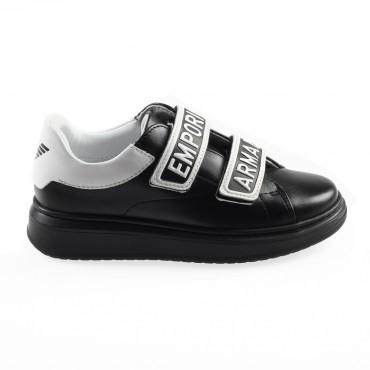 Buty chłopięce Emporio Armani