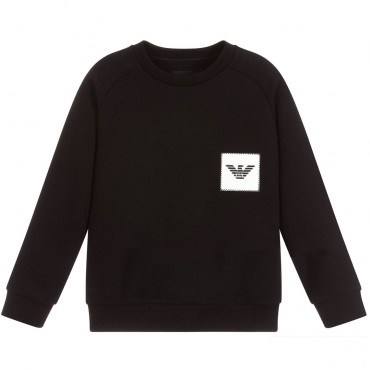 Bluza dla chłopca Mini Me Emporio Armani 002966 A