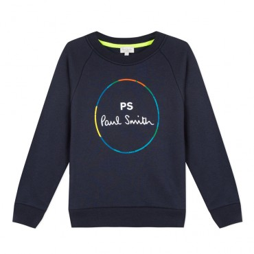 Bluza chłopięca Circle Paul Smith Junior 002995