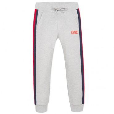Sportowe spodnie dla chłopca Super Kenzo 003004 A