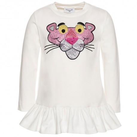 Bluzka dziewczęca Pink Panther Monnalisa 003011 A