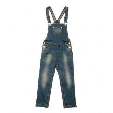 Luksusowe ubrania dla dzieci, ogrodniczki TWIN SET GS62A7, euroyoung.