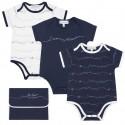 Body niemowlęce zestaw 3 szt Emporio Armani 003019