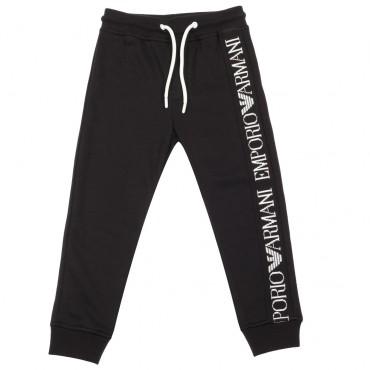 Sportowe spodnie dla chłopca Emporio Armani 003028 A