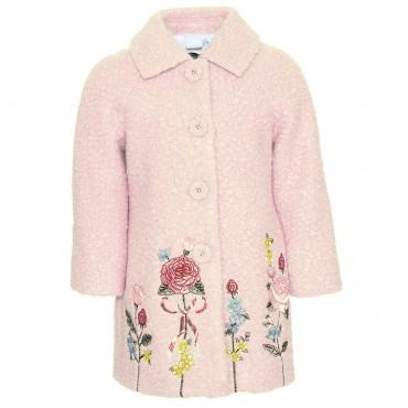Płaszcz dla dziewczynki Monnalisa Pre Fall 003033 A