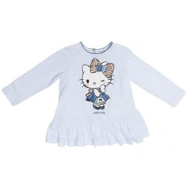 Bluzka Hello Kitty Monnalisa 003053 przód