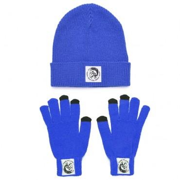 Komplet czapka rękawiczki Diesel 003061 A