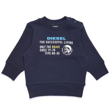 Bluza dla niemowlaka z Irokezem Diesel 003065
