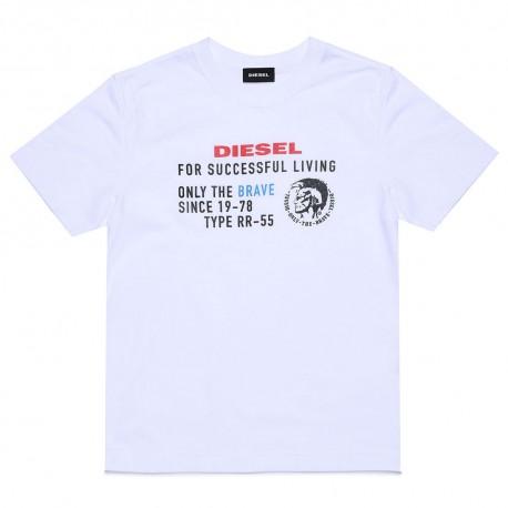 Koszulka chłopięca z Irokezem Diesel 003067 A