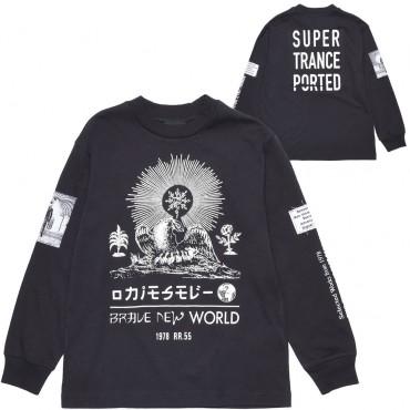 Koszulka chłopięca Brave New World Diesel 003069 A