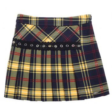 Plisowana spódnica dla dziewczynki Liu Jo 003024 A