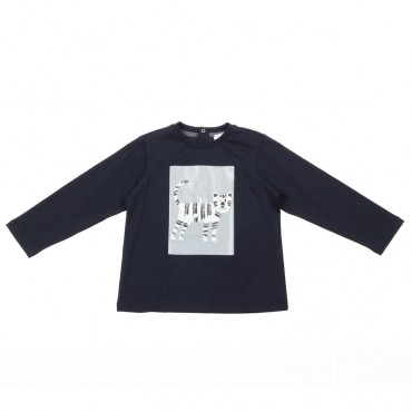 Koszulka niemowlęca Emporio Armani 003086