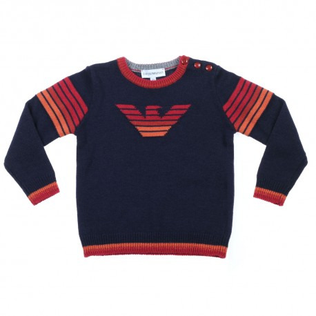 Sweter dla niemowlęcia Emporio Armani 003087