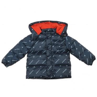 Zimowa kurtka niemowlęca Emporio Armani 003090 A
