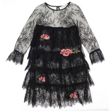 Wieczorowa sukienka dziewczęca Twin Set  003099