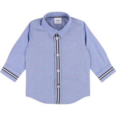 Elegancka koszula niemowlęca Hugo Boss 003111 A