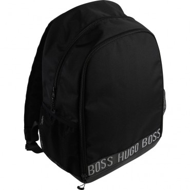 Klasyczny plecak chłopięcy Hugo Boss 003119 A